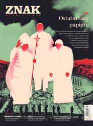 okładka ZNAK 780 05/2020: Ostatni tacy papieże, Książka |