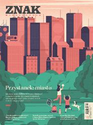 okładka ZNAK 782-783 7-8/2020, Książka |