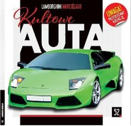 okładka Kultowe Auta. 52 Lamborghini Murcielago Lamborghini Murcielago, Książka | Opracowanie zbiorowe