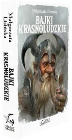 okładka Bajki krasnoludzkie, Książka | Małgorzata Lisińska