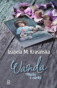 okładka Wanda, Książka | M. Krasińska Izabela