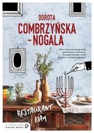 okładka Restaurant day, Książka | Dorota Combrzyńska-Nogala