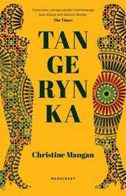 okładka Tangerynka, Książka | Mangan Christine