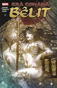 okładka Era Conana Belit, Książka | Tini Howard