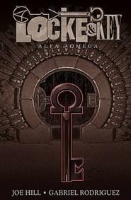 okładka Locke & Key 6 Alfa i Omega, Książka   Joe Hill