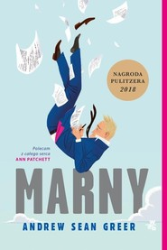 okładka Marny, Książka | Andrew Sean Greer
