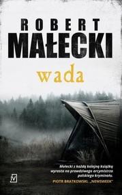 okładka Wada, Książka   Robert Małecki