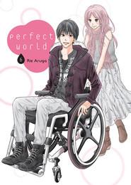 okładka Perfect World #06, Książka | Aruga Rie