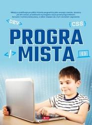okładka Programista, Książka | Ogrocka Angelika