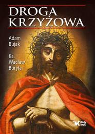 okładka Droga Krzyżowa, Książka | Adam Bujak, Buryła Wacław