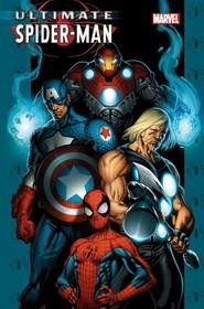 okładka Ultimate Spider-Man Tom 6, Książka | Brian Michael Bendis