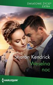 okładka Weselna noc, Książka | Sharon Kendrick