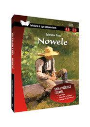 okładka Nowele Lektura z opracowaniem, Książka   Bolesław Prus