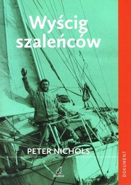 okładka Wyścig szaleńców, Książka   Nichols Peter