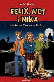 okładka Felix, Net i Nika oraz Sekret Czerwonej Hańczy Tom 12, Książka | Rafał Kosik