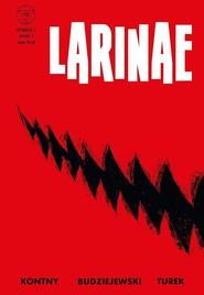okładka Wydział 7 Larinae, Książka |