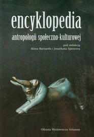 okładka Encyklopedia antropologii społeczno-kulturowej, Książka |
