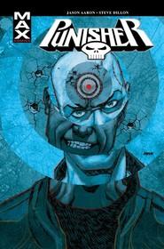 okładka Punisher Max Tom 8, Książka | Aaron Jason, Steve Dillon