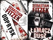 okładka Łamacz dusz / Odprysk Pakiet, Książka | Sebastian Fitzek
