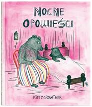 okładka Nocne opowieści, Książka   Crowther Kitty
