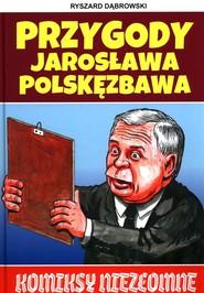 okładka Przygody Jarosława Polskęzbawa, Książka | Dąbrowski Ryszard