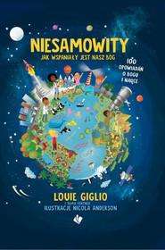 okładka Niesamowity, Książka | Giglio Louie