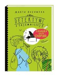 okładka Zagadka ducha Chopina, Książka | Marta Guzowska