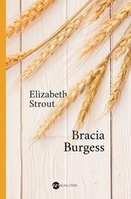 okładka Bracia Burgess, Książka | Elizabeth Strout