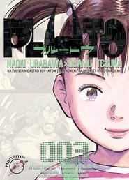 okładka Pluto 3, Książka | Osamu Tezuka, Naoki Urasawa
