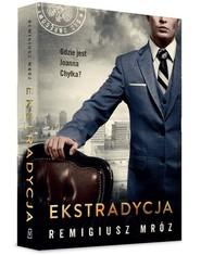 okładka Ekstradycja, Książka | Remigiusz Mróz