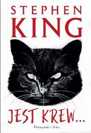 okładka Jest krew…, Książka | Stephen King