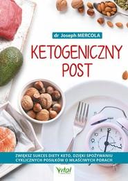 okładka Ketogeniczny post, Książka   Mercola Joseph