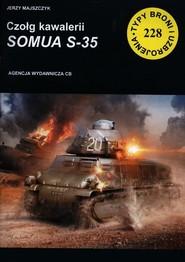 okładka Czołg kawalerii SOMUA S-35, Książka | Majszczyk Jerzy