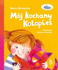 okładka Mój kochany Kotopies, Książka | Beata Ostrowicka