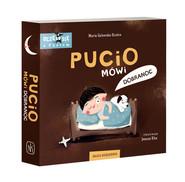 okładka Pucio mówi dobranoc, Książka | Galewska-Kustra Marta