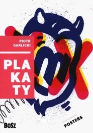 okładka Plakaty, Książka | Garlicki Piotr