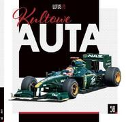 okładka Kultowe Auta Tom 58 Lotus F1, Książka |