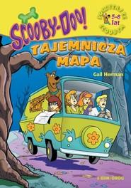 okładka ScoobyDoo! Tajemnicza mapa Poczytaj ze Scoobym, Książka   Gail Herman