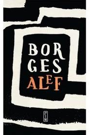 okładka Alef, Książka   Jorge Luis Borges