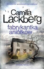 okładka Fabrykantka aniołków Fjällbacka. 8., Książka | Camilla Läckberg