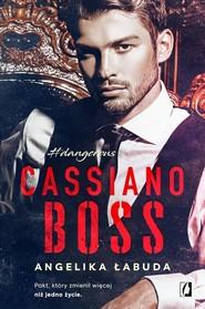 okładka Cassiano boss Dangerous Tom 1, Książka | Łabuda Angelika