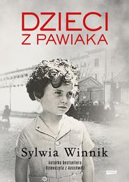 okładka Dzieci z Pawiaka, Książka | Sylwia Winnik