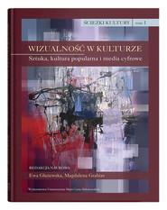 okładka Wizualność w kulturze Tom 1 Sztuka, kultura popularna i media cyfrowe, Książka  