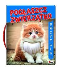 okładka Pogłaszcz zwierzatko Przytulki, Książka | Kwiecińska Mirosława