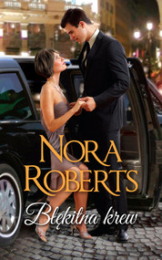 okładka Błękitna krew, Książka | Nora Roberts