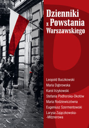 okładka Dzienniki z Powstania Warszawskiego, Książka | Leopold Buczkowski, Maria Dąbrowska, Karol Irzykowski