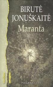 okładka Maranta, Książka   Januskaite Birute