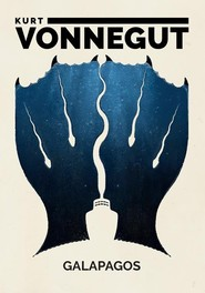 okładka Galapagos, Książka | Kurt Vonnegut