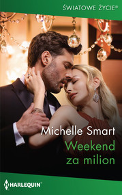 okładka Weekend za milion, Książka   Michelle Smart