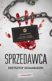 okładka Sprzedawca, Książka   Krzysztof Domaradzki